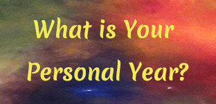 Find Your Personal Year Number for 2015
