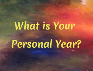 Find Your Personal Year Number for 2019