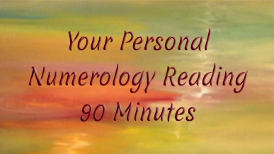 90 minute numerology reading