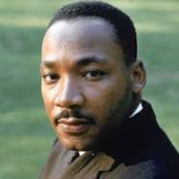Martin luther king numerology