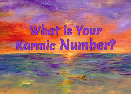 What is Your Karmic Number According to Numerology?